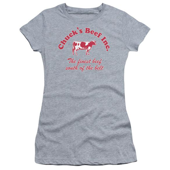 CHUCKS BEEF- JUNIOR T-Shirt
