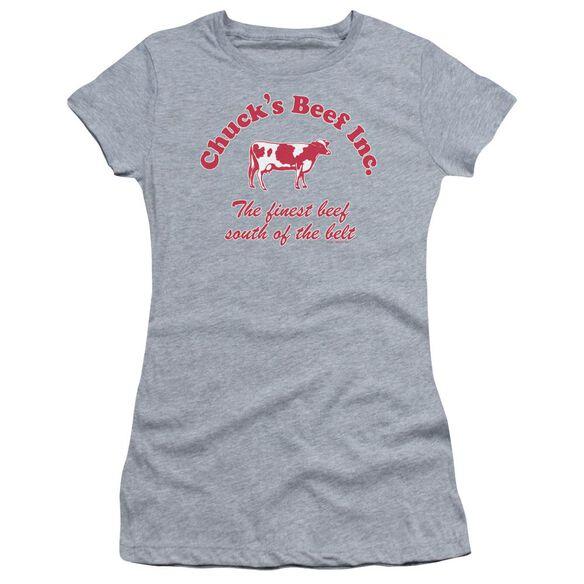CHUCKS BEEF- T-Shirt