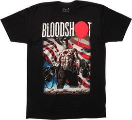 Bloodshot USA Issue Cover 1 T-Shirt