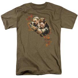 HOBBIT CHILDREN OF MIRKWOOD-S/S ADULT T-Shirt