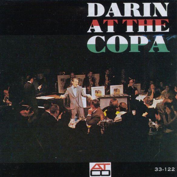Darin At The Copa 0694