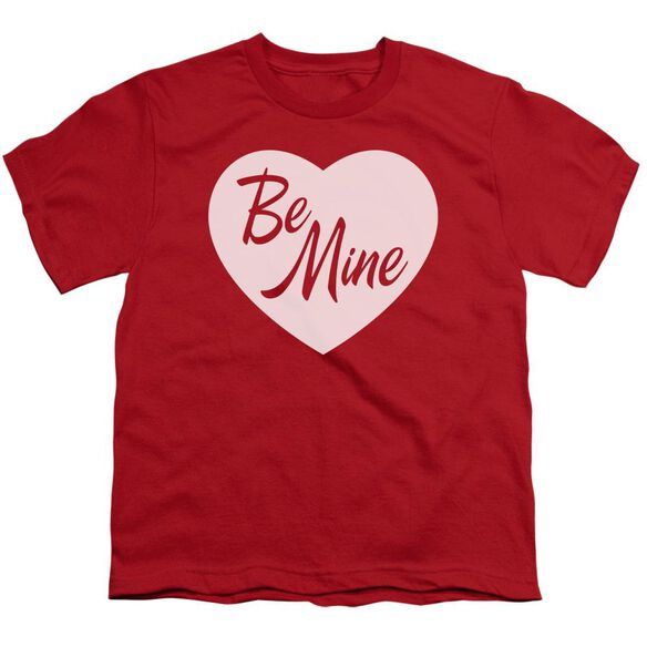 Be Mine Short Sleeve Youth T-Shirt