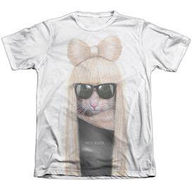Pets Rock Gg Adult Poly Cotton Short Sleeve Tee T-Shirt