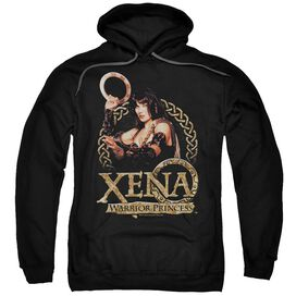 Xena Royalty Adult Pull Over Hoodie