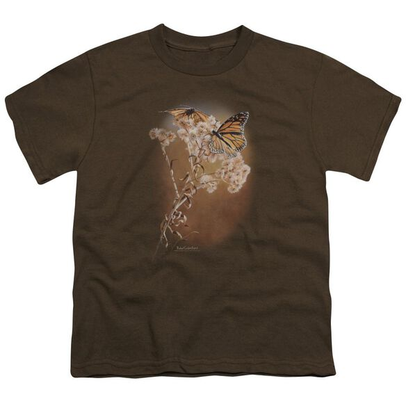 Wildlife Delicate Dance Short Sleeve Youth T-Shirt