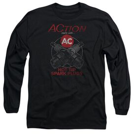 Ac Delco Cross Plugs Long Sleeve Adult T-Shirt