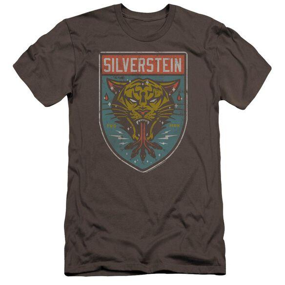 Silverstein Tiger Hbo Short Sleeve Adult T-Shirt