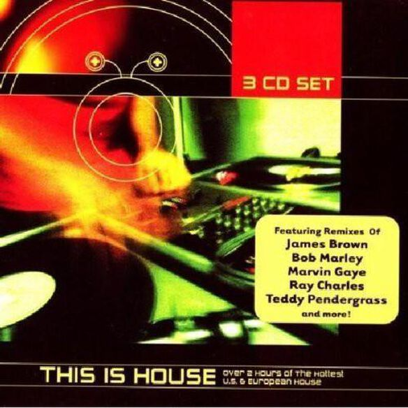 This Is House / Various (Box)