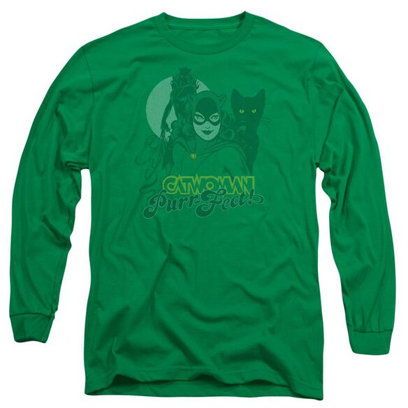 Dc Perrfect! Long Sleeve Adult Kelly T-Shirt