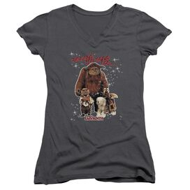 Labyrinth Should You Need Us Junior V Neck T-Shirt