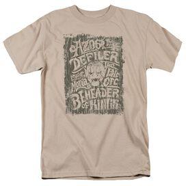 Hobbit Azog Short Sleeve Adult Sand T-Shirt