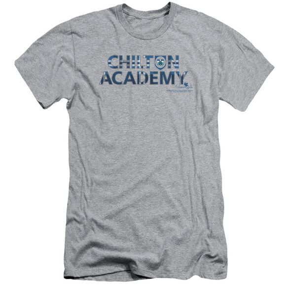 Gilmore Girls Chilton Academy Hbo Short Sleeve Adult Athletic T-Shirt