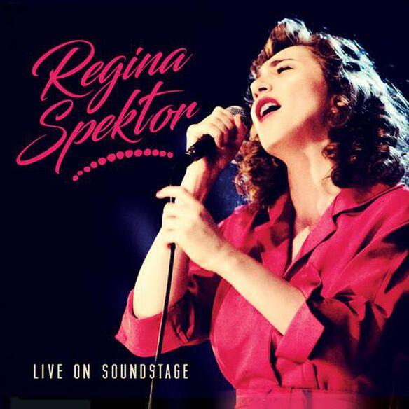 Regina Spektor Live On Soundstage (W/Dvd)