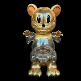 Mousezilla [Golden Stealthzilla]