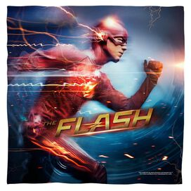 The Flash Fastest Man Bandana