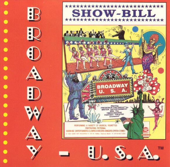 Vol. 1 Broadway Usa 0798