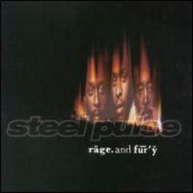 Steel Pulse - Rage & Fury