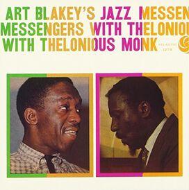 Art Blakey - With Thelonious Monk