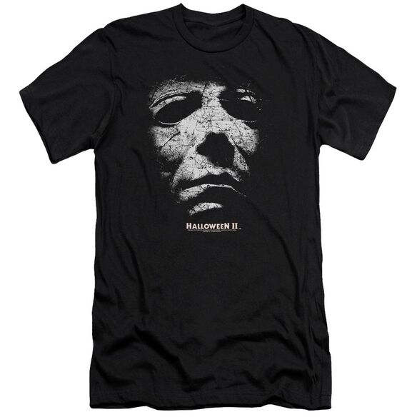 Halloween Ii Mask Premuim Canvas Adult Slim Fit