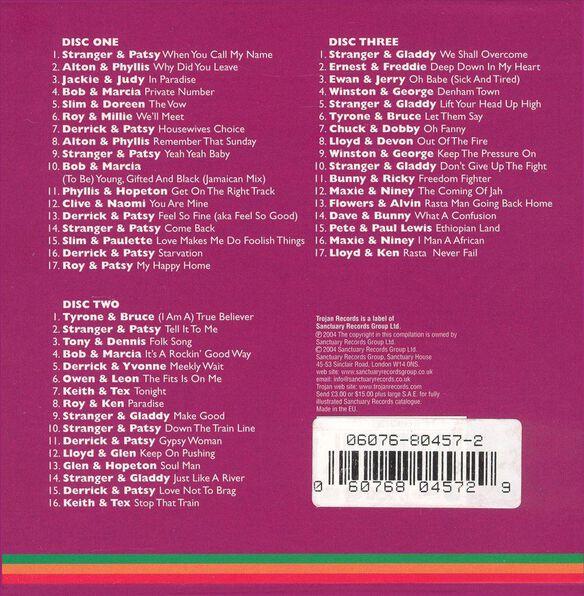Reggae Duets Box Set 0504