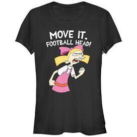 Hey Arnold Move It Juniors T-Shirt