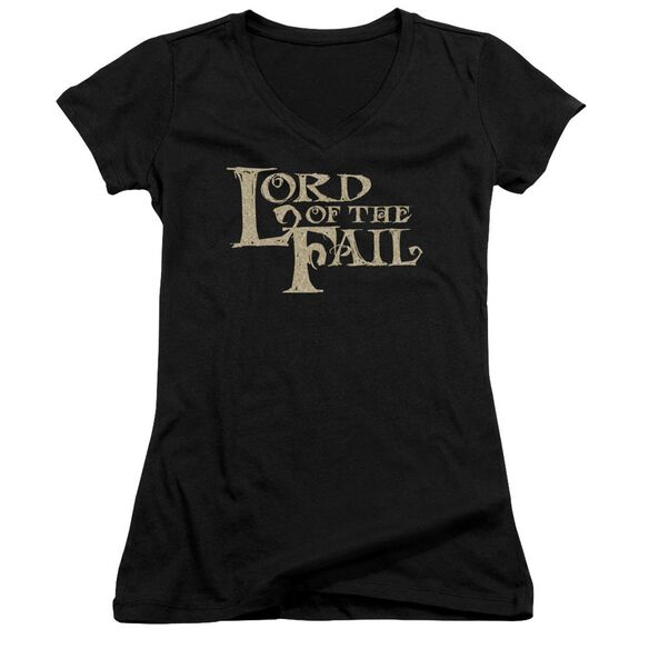 Lord Of The Fail Junior V Neck T-Shirt