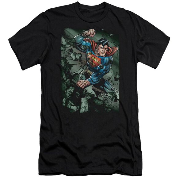 Superman Indestructible Premuim Canvas Adult Slim Fit