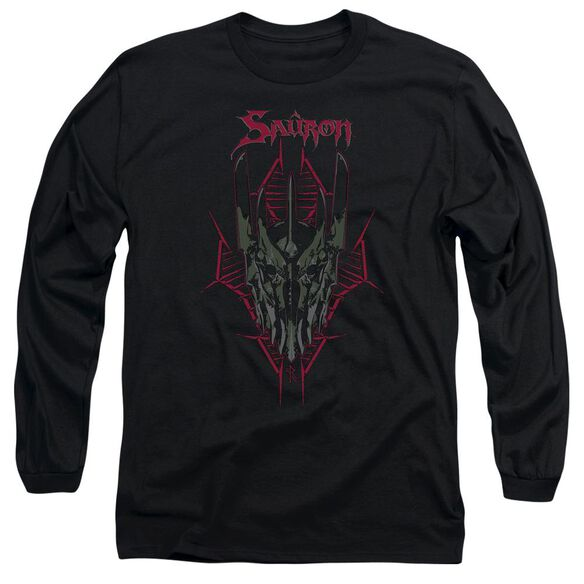 Hobbit Evil's Helm Long Sleeve Adult T-Shirt