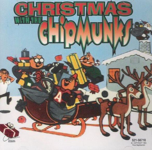 Christmas With The Chipmunks 1