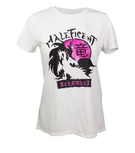 Maleficent Kanji Women's T-Shirt