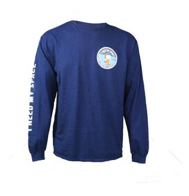 """Snoopy """"I Need My Space"""" Long Sleeve T-Shirt"""