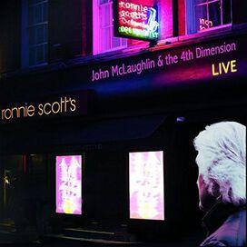 John McLaughlin & 4th Dimension - Live At Ronnie Scott's