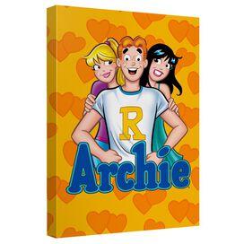 Archie Love Triangle Quickpro Artwrap Back Board