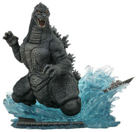 Godzilla vs. King Ghidorah PVC Diorama Statue [1991 Version]