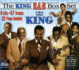Various Artists - King R&B Box Set