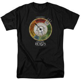 Fantastic Beasts Threat Gauge Short Sleeve Adult T-Shirt