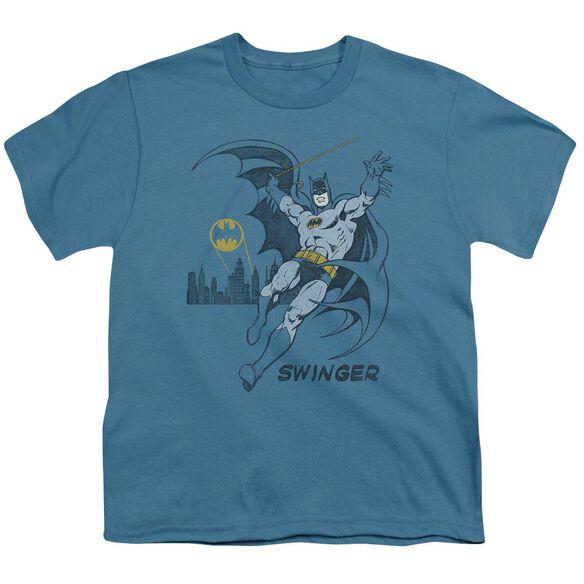 Dc Swinging Short Sleeve Youth T-Shirt