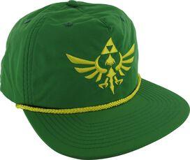 Zelda Crest Slouch Green Hat