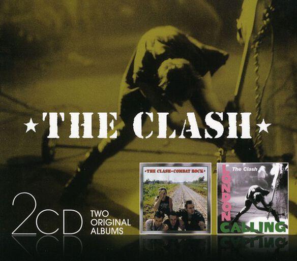 The Clash - London Calling/Combat Rock