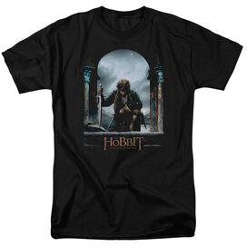 Hobbit Bilbo Poster Short Sleeve Adult T-Shirt