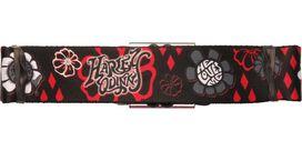 Harley Quinn Loves Me Flowers Seatbelt Belt
