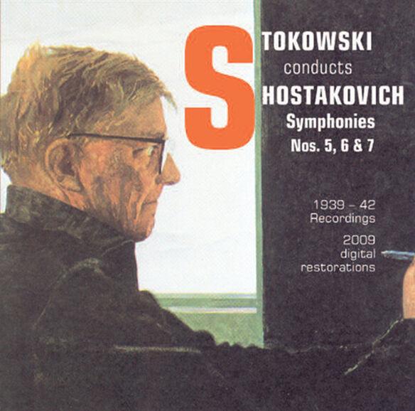 Leopold Stokowski - Stokowski Conducts Shostakovich