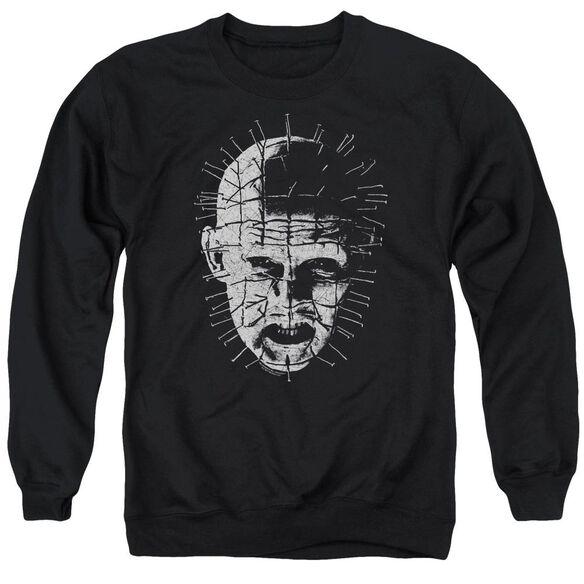 Hellraiser Pinhead Adult Crewneck Sweatshirt