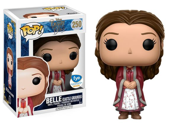 Pop Exclusive Beauty & the Beast Belle Castle Grounds