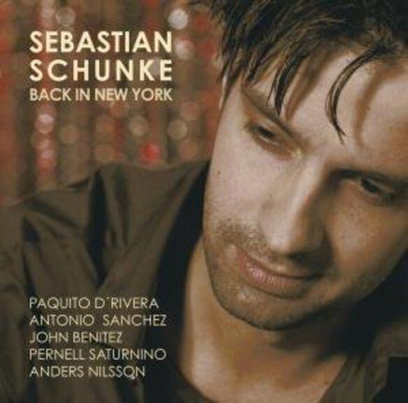 Sebastian Schunke - Back in New York