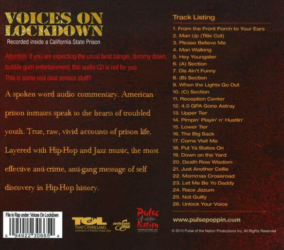 Voices On Lockdown 0710