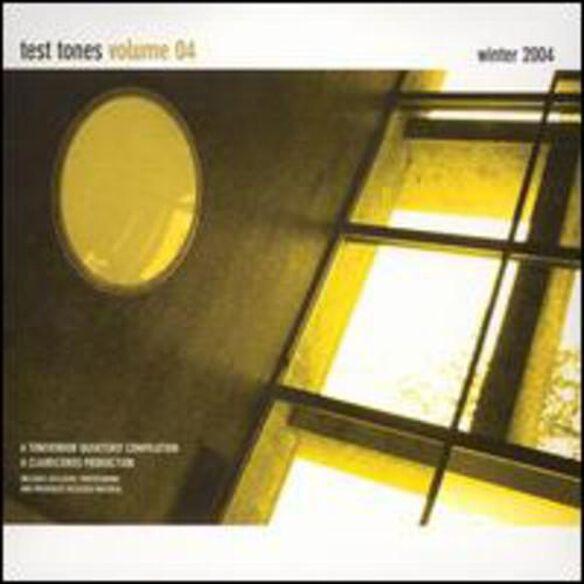 Test Tones 4 / Various