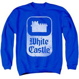 White Castle Classic Logo-adult Crewneck