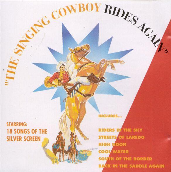 Singing Cowboy Rides 1192