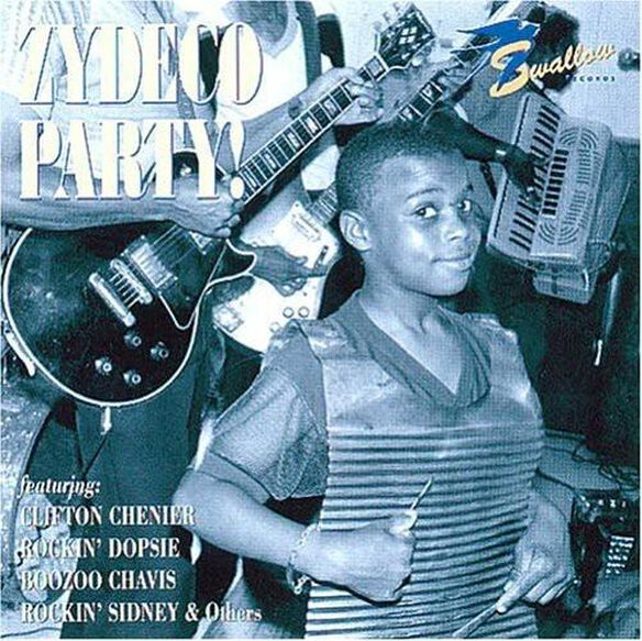 Zydeco Party / Various (Uk)
